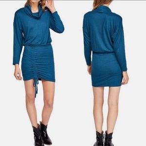 NWT Free People Sundown Mini Dress